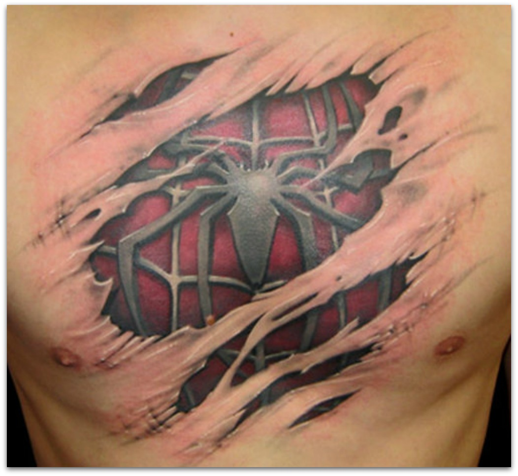 3d tattoos photo - 14
