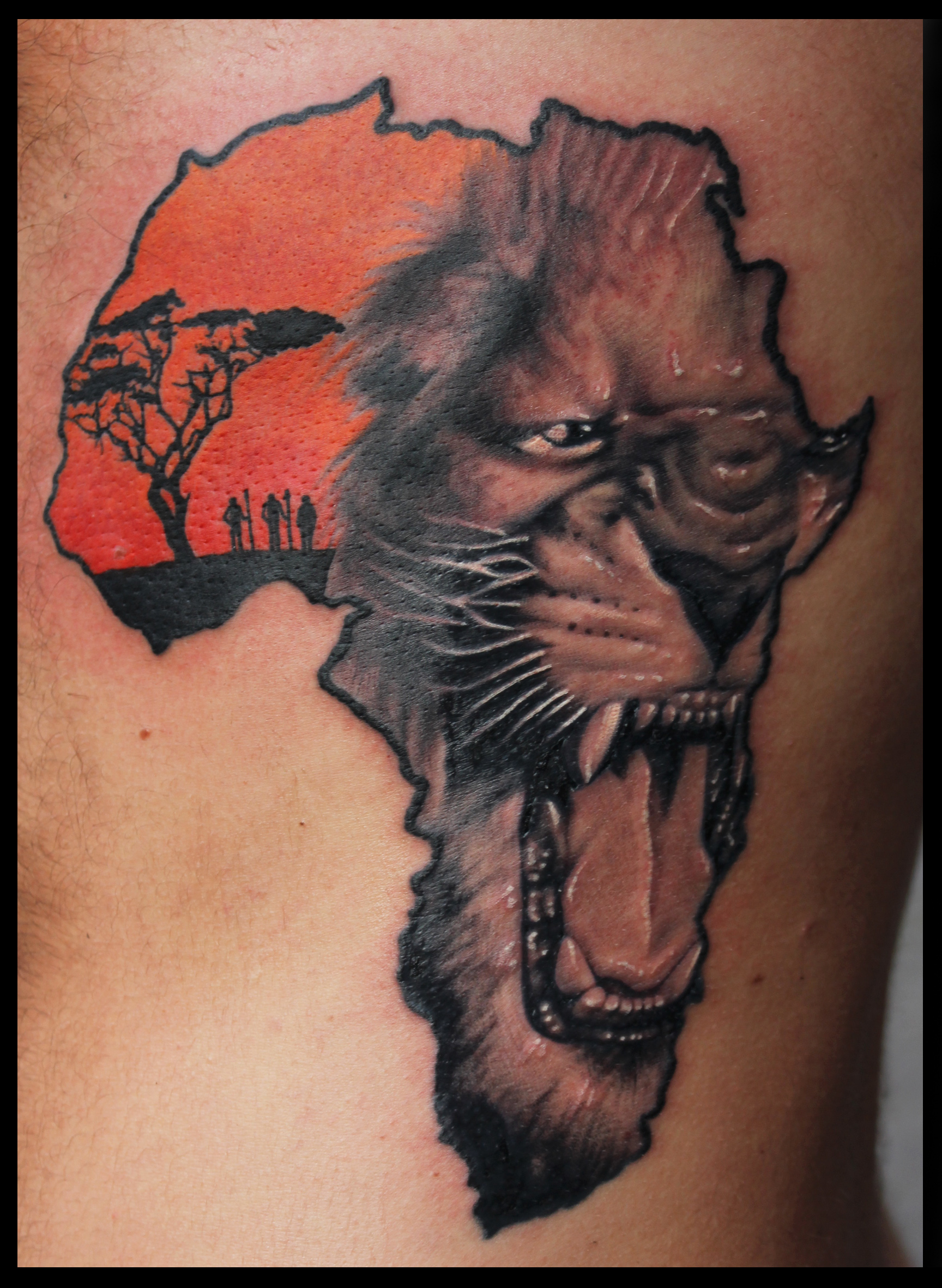 african tattoos photo - 10