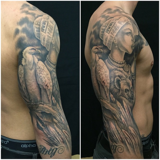 african tattoos photo - 17