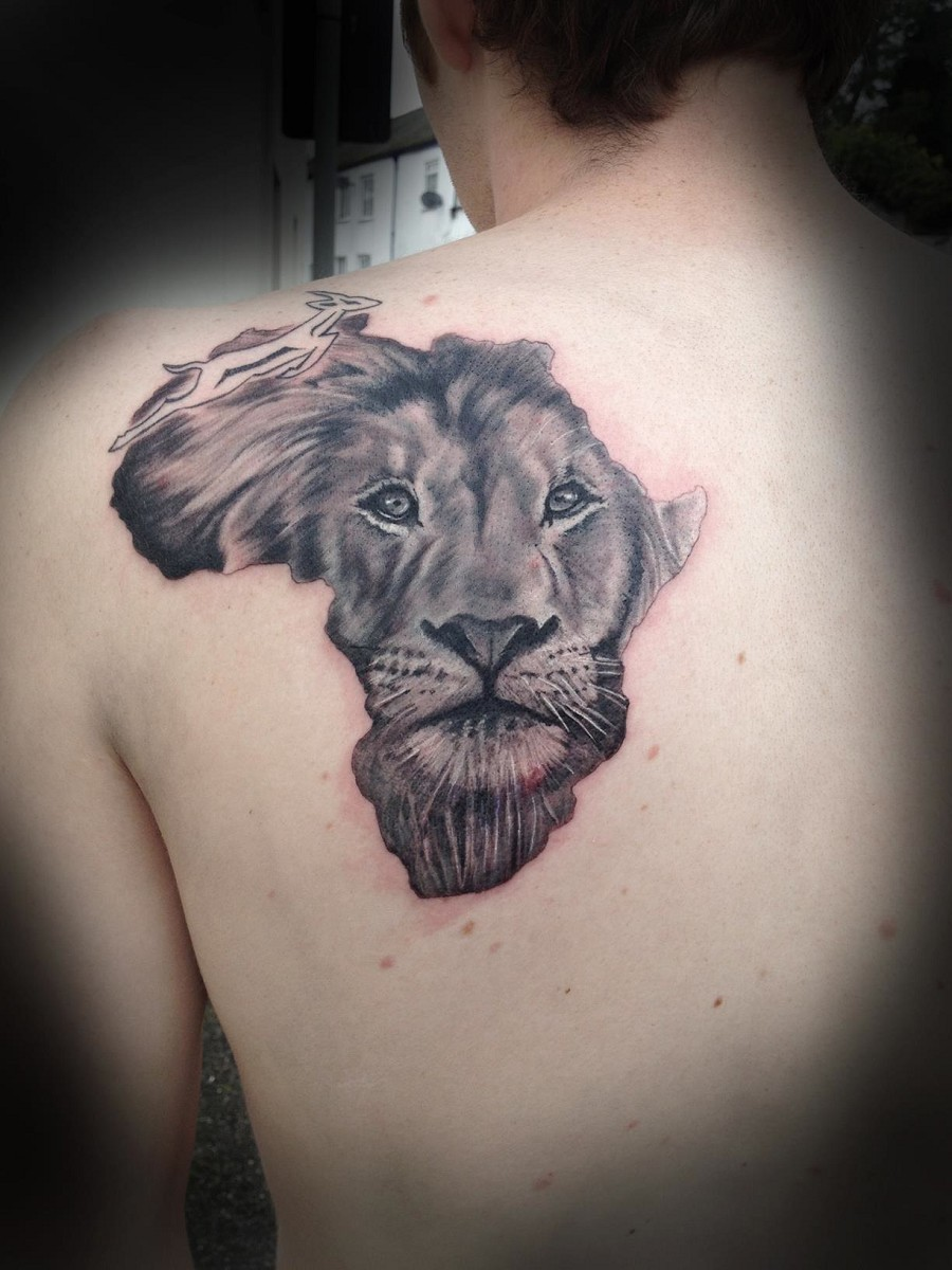 african tattoos photo - 19