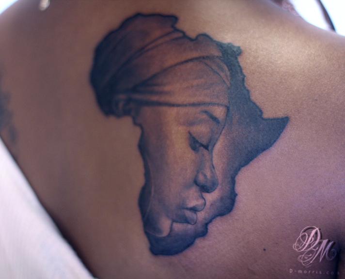 african tattoos photo - 2