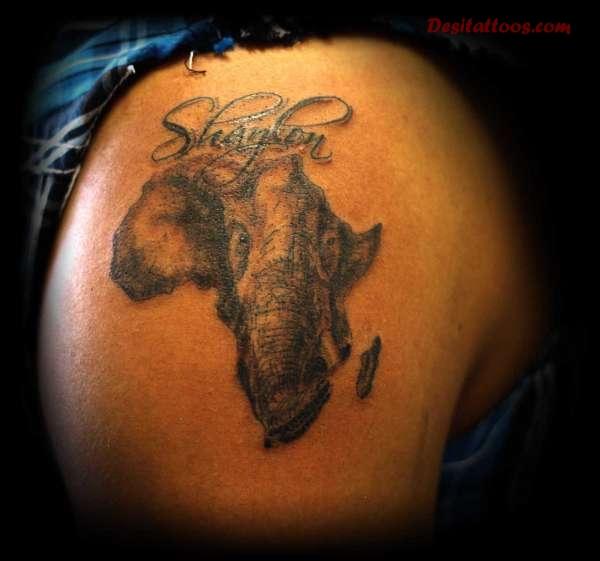 african tattoos photo - 21