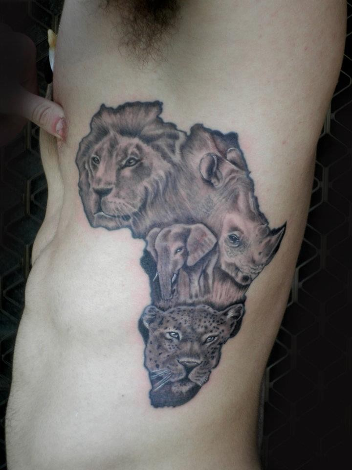african tattoos photo - 24