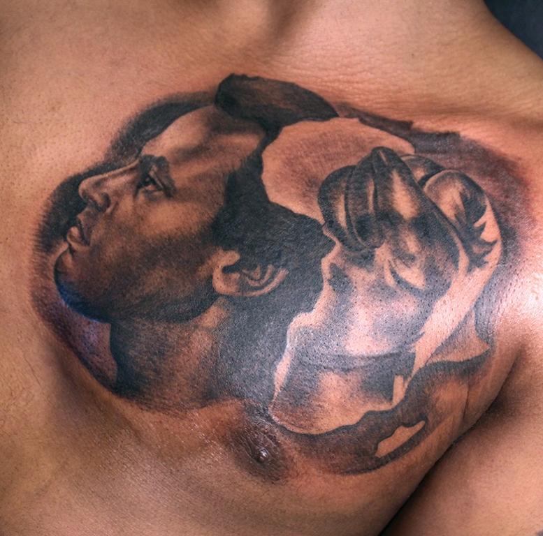 african tattoos photo - 29
