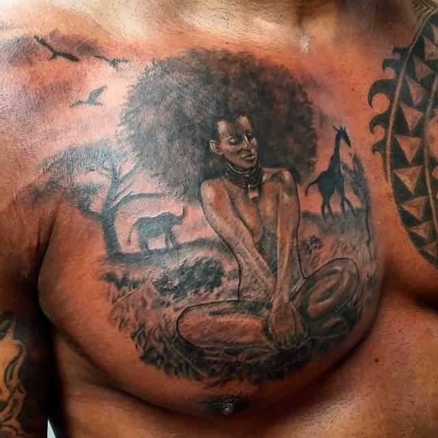 african tattoos photo - 32