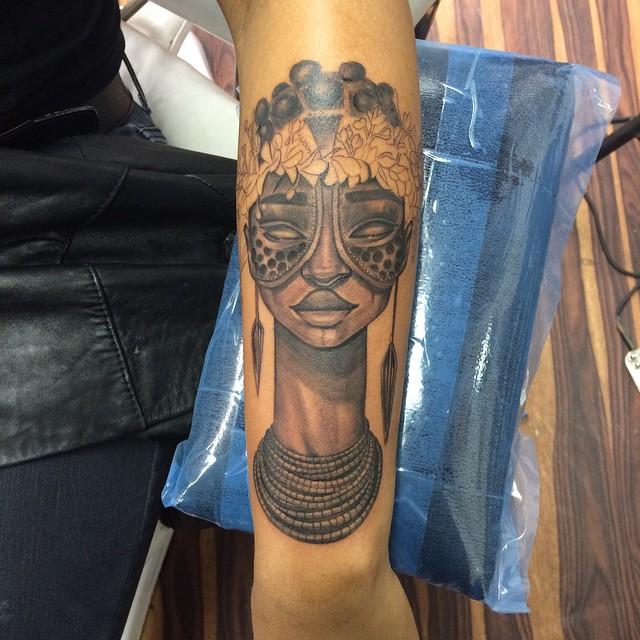 african tattoos photo - 37