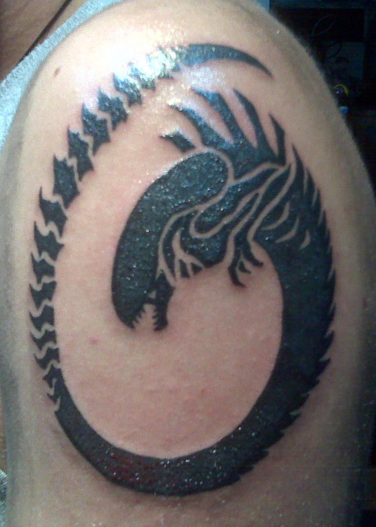 alien tattoos photo - 1
