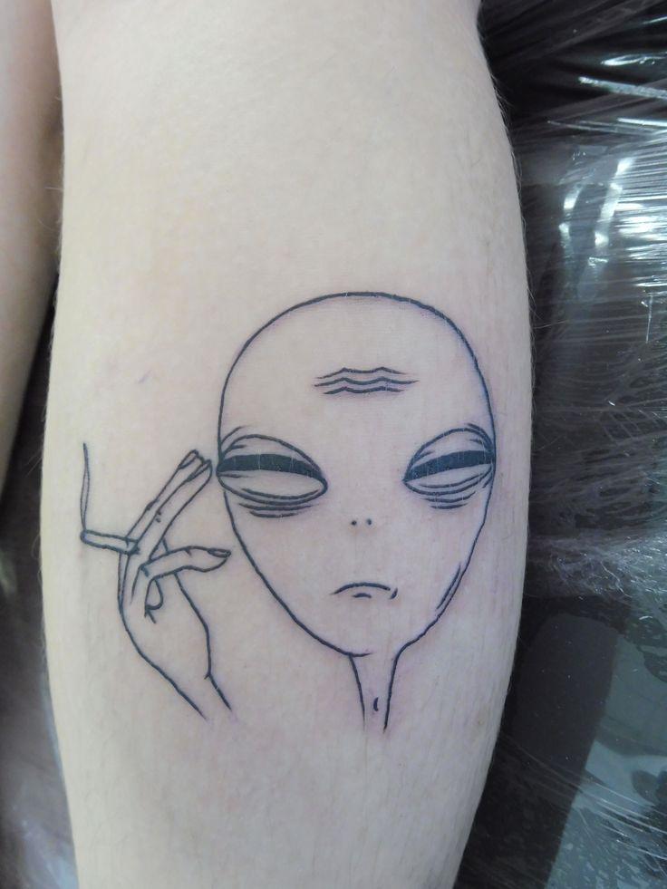 alien tattoos photo - 11