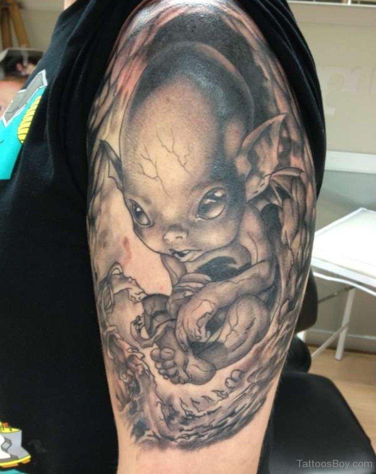 alien tattoos photo - 23