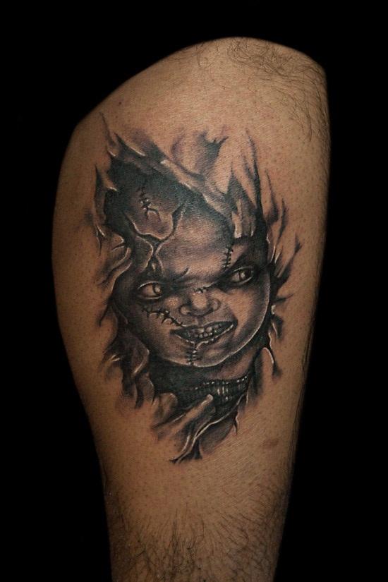 alien tattoos photo - 26