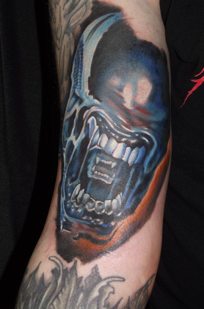 alien tattoos photo - 7