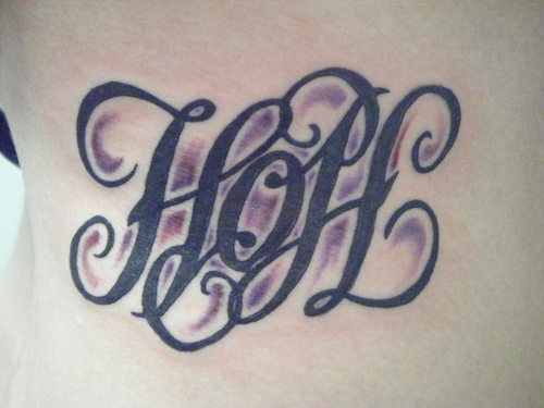 ambigram tattoos photo - 31