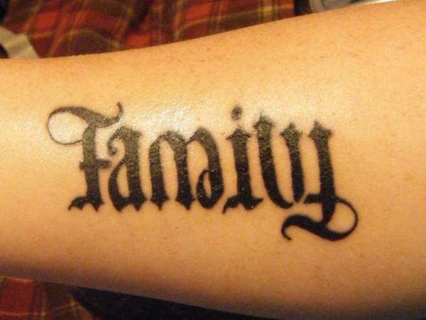 ambigram tattoos photo - 34