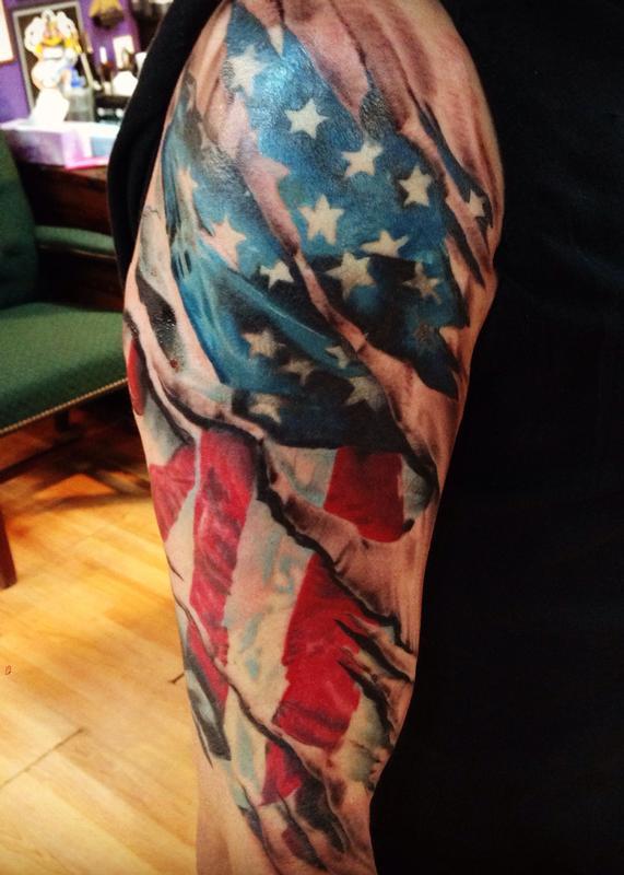 american tattoos photo - 31
