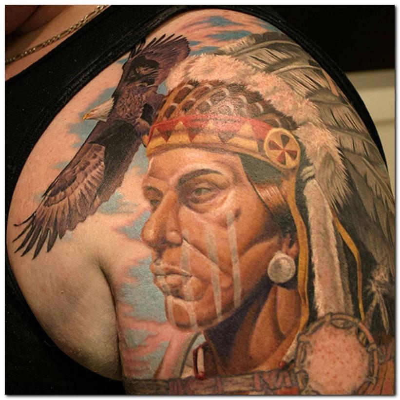 american tattoos photo - 38