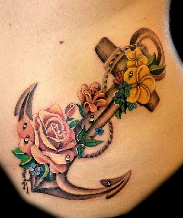 anchor tattoos photo - 27