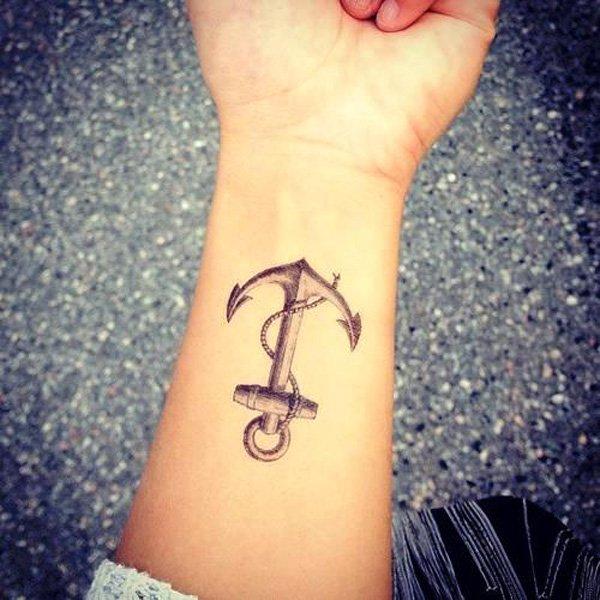 anchor tattoos photo - 4