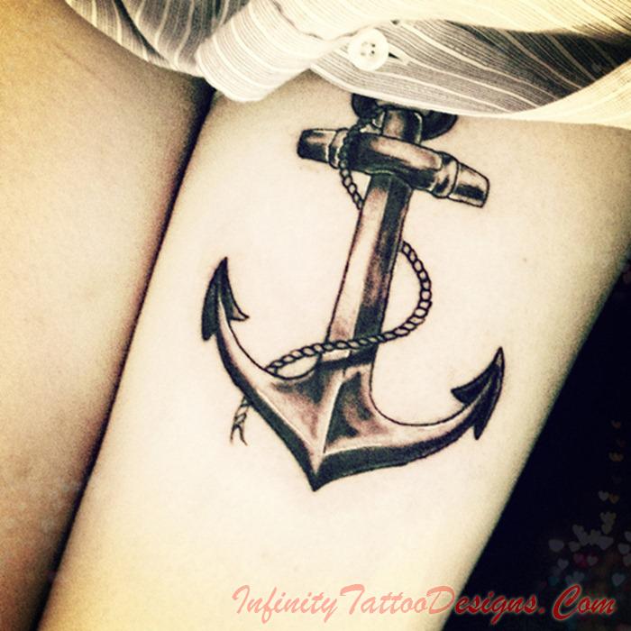 anchor tattoos photo - 7