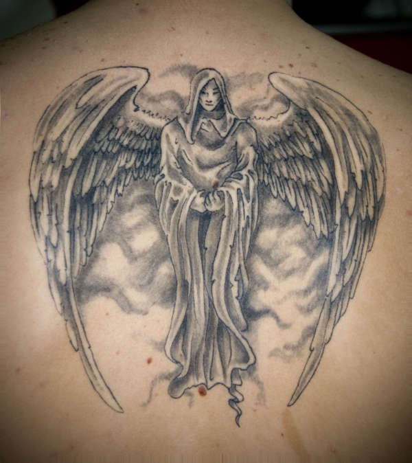 angel tattoos photo - 13