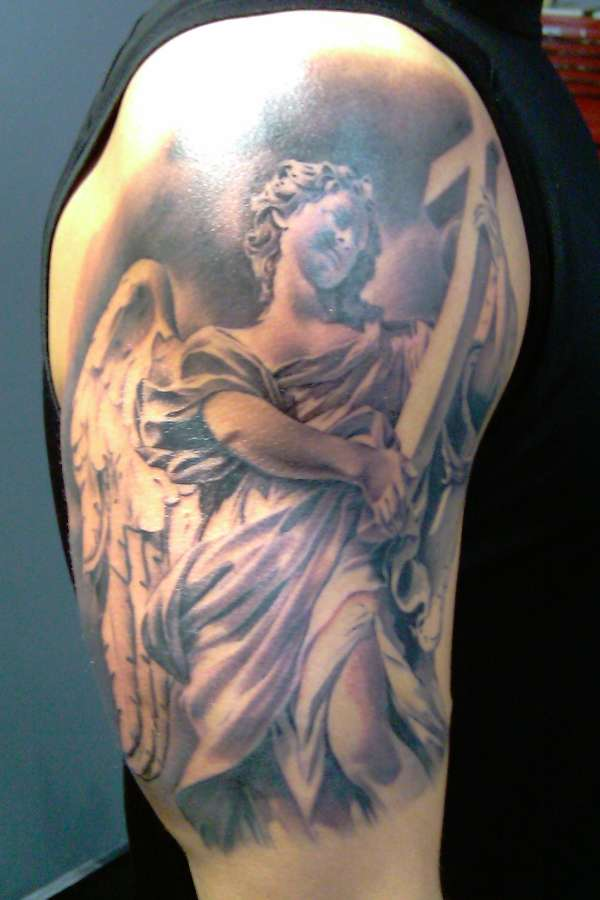angel tattoos photo - 19