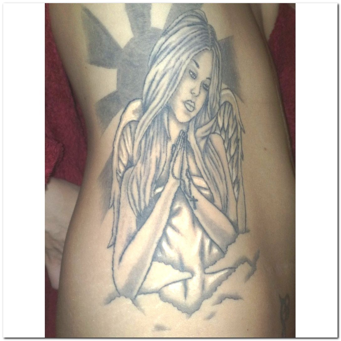 angel tattoos photo - 20