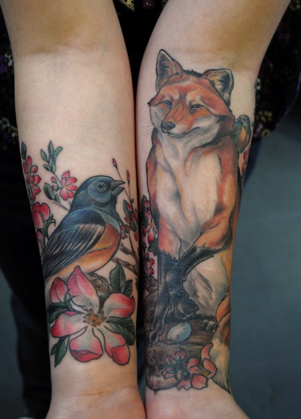 animal tattoos photo - 10