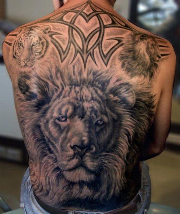 animal tattoos photo - 11