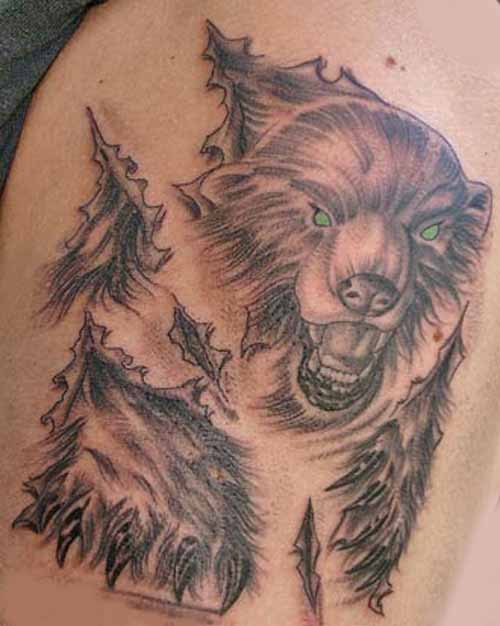 animal tattoos photo - 13