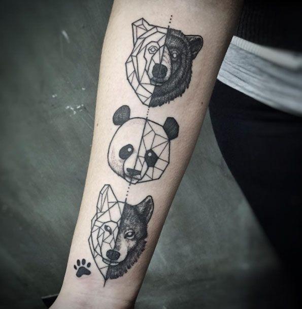 animal tattoos photo - 18
