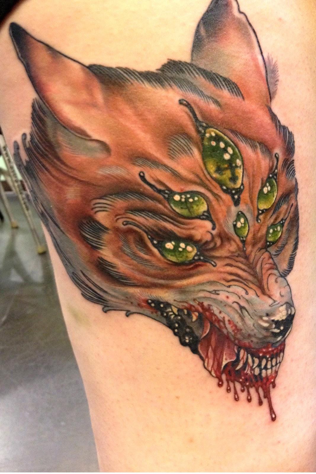 animal tattoos photo - 2