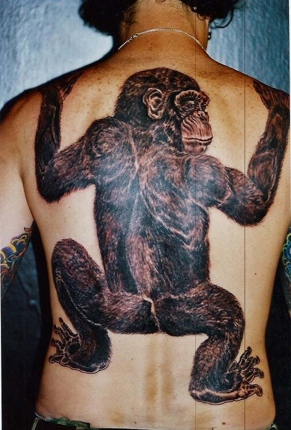 animal tattoos photo - 20