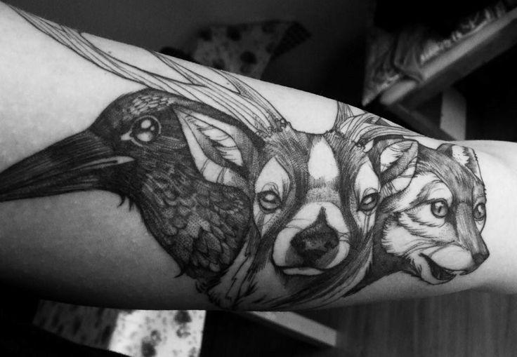 animal tattoos photo - 29