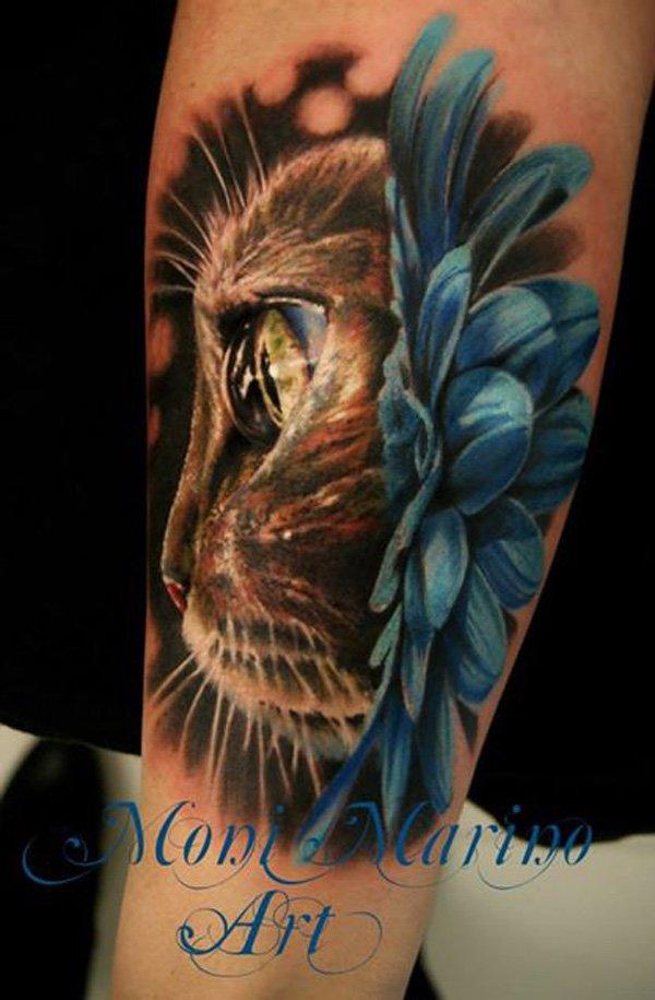 animal tattoos photo - 34