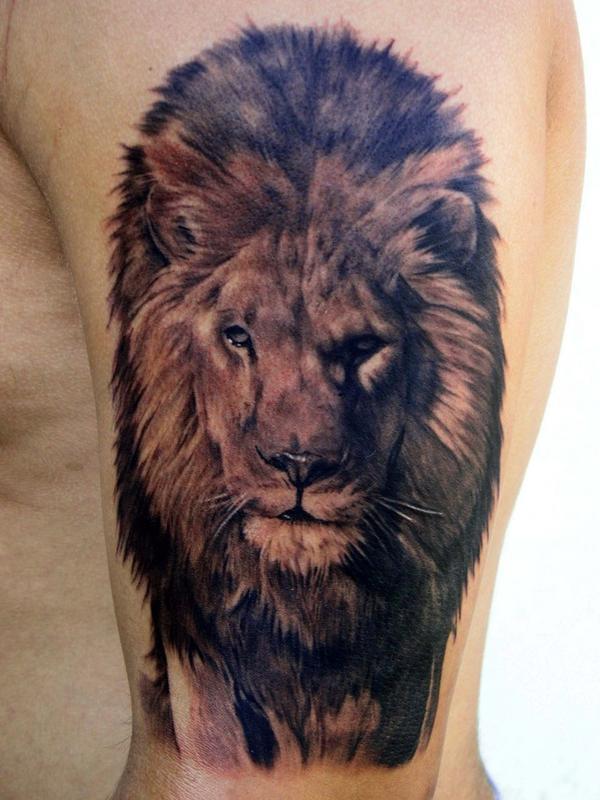 animal tattoos photo - 37