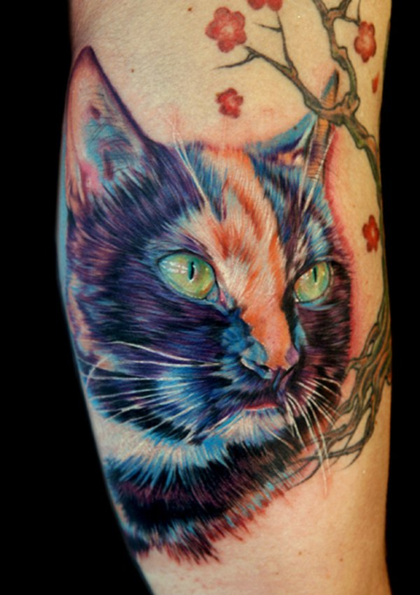 animal tattoos photo - 8