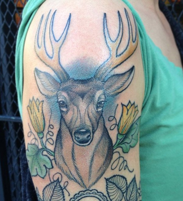 animal tattoos photo - 9
