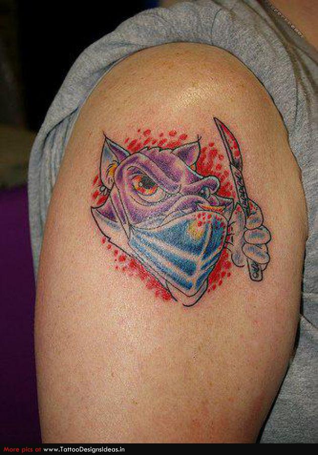 animated tattoos photo - 10