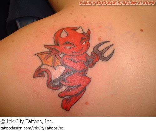 animated tattoos photo - 23