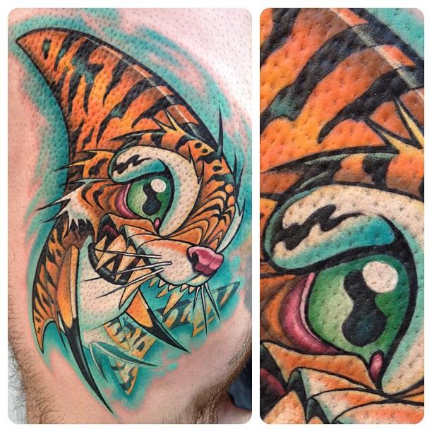 animated tattoos photo - 28