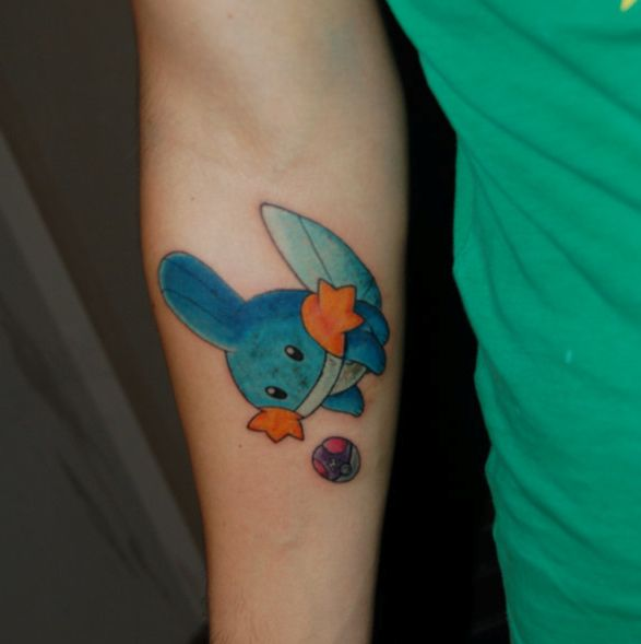 animated tattoos photo - 9