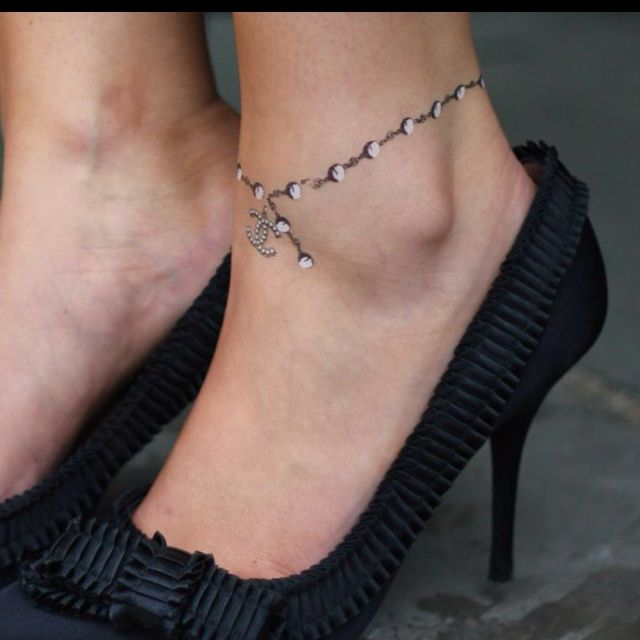 ankle tattoos photo - 12