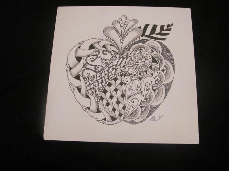 apple tattoos photo - 25