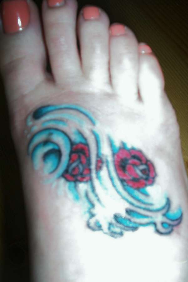 aquarius tattoos photo - 11