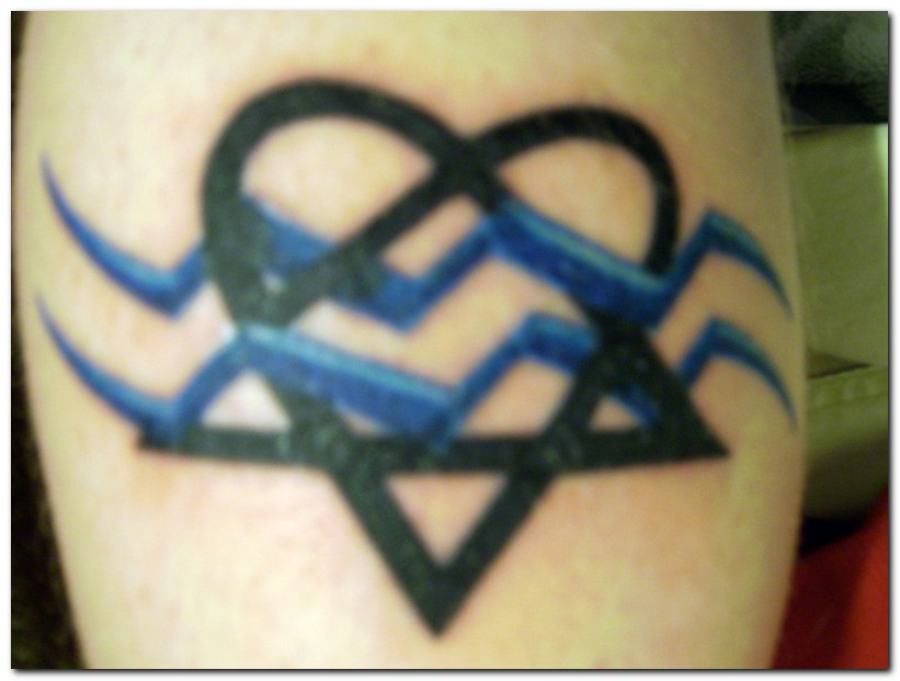 aquarius tattoos photo - 20
