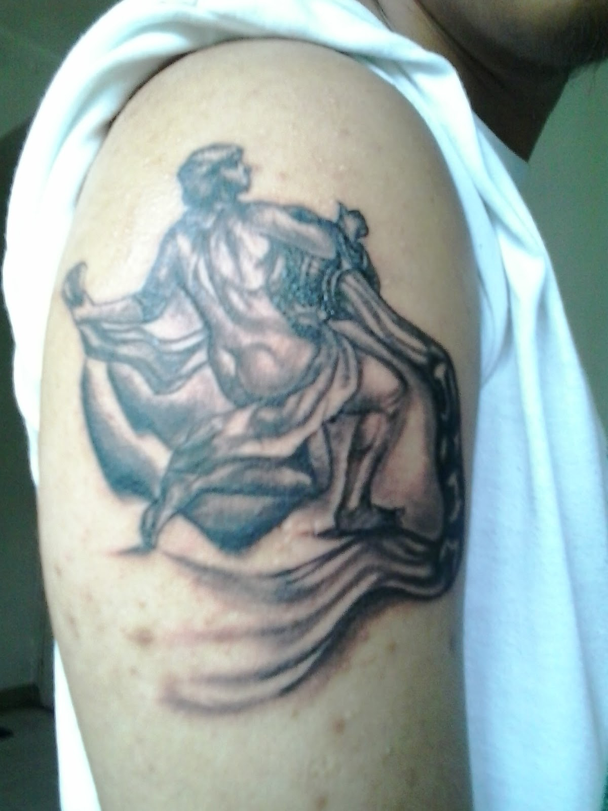 aquarius tattoos photo - 7