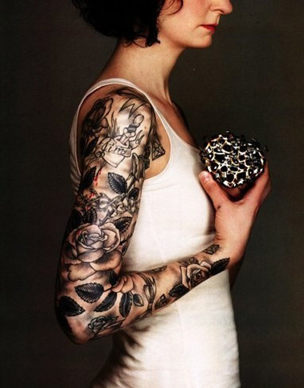 arm tattoos photo - 16