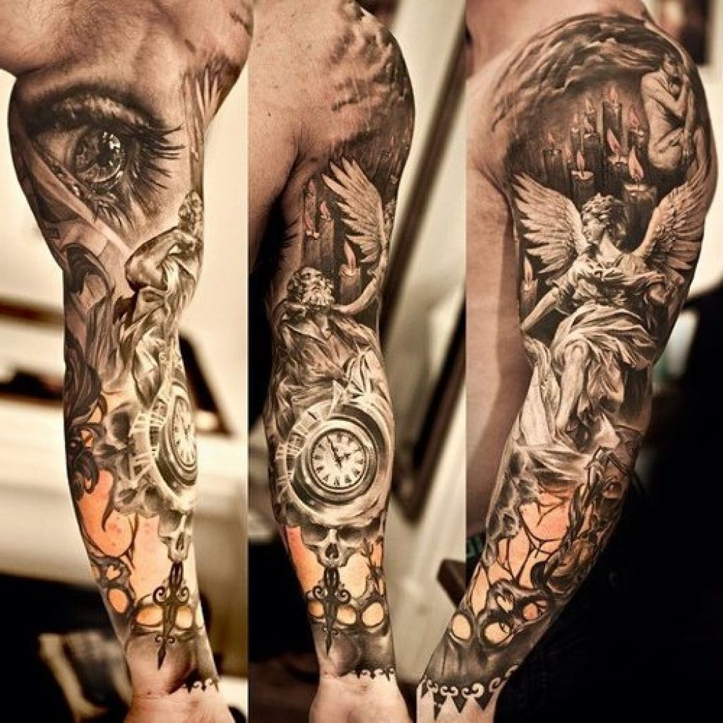 arm tattoos photo - 24