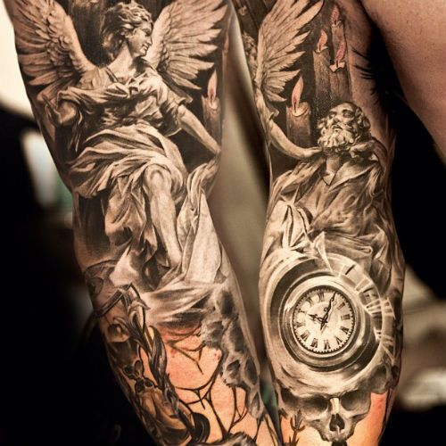 arm tattoos photo - 26