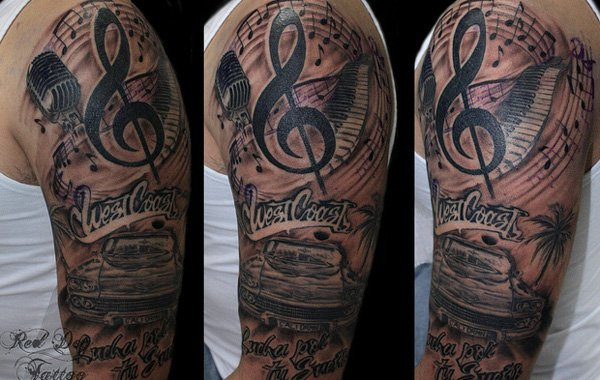 arm tattoos photo - 3
