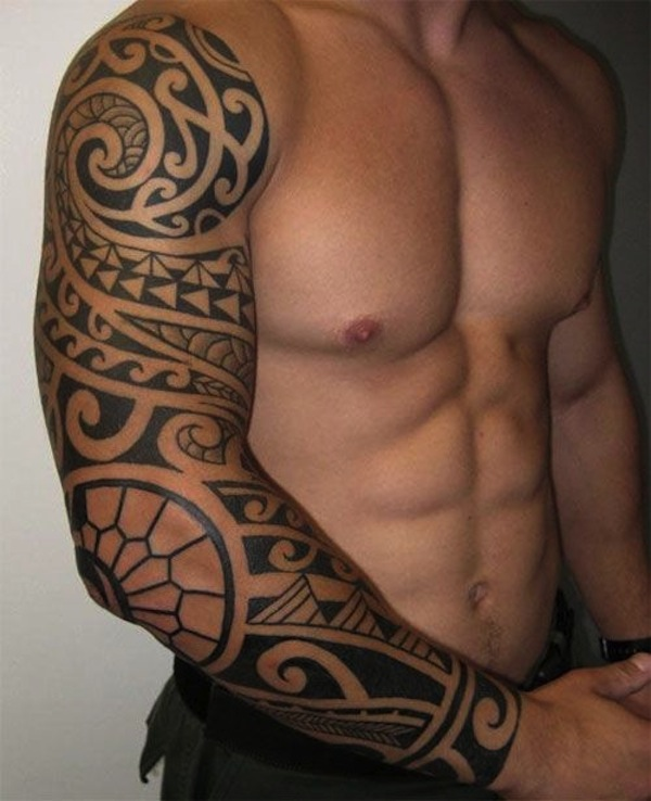 arm tattoos photo - 34